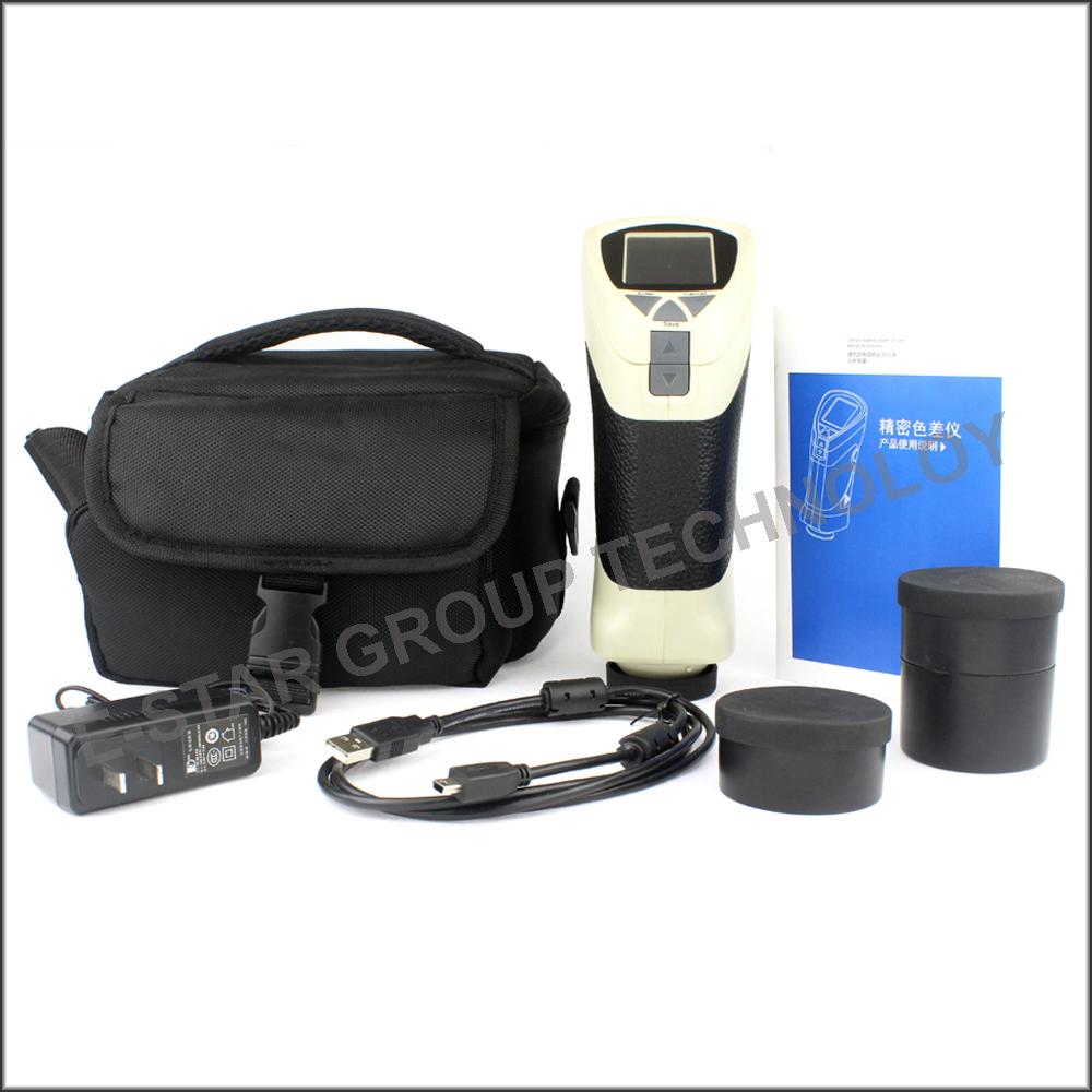 CS-200 Portable Colorimeter Testing Machine