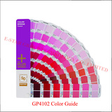 GP4102 Pantone Colour Chart